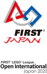 FIRST LEGO league Open International Japan 2020