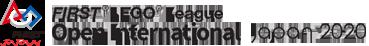 FIRST LEGO league Open International Japan 2020